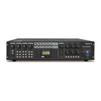 Work PA-6303 | Mixerförstärkare 6x 30W med analog matris