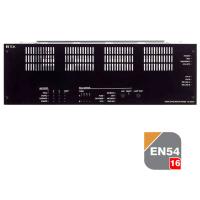 TOA VX-3004 | EN 54-16 certifierad Central / förstärkare - talat utrymningslarm