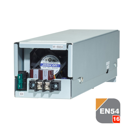 TOA VX-050DA   Digital förstärkare 500Watt EN 54-16