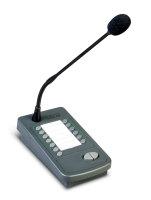 FBT MTD 1112 | Utropsmikrofon med zonval