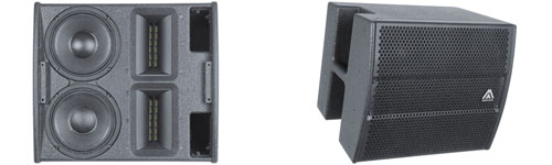 Master Audio P208A Line Array